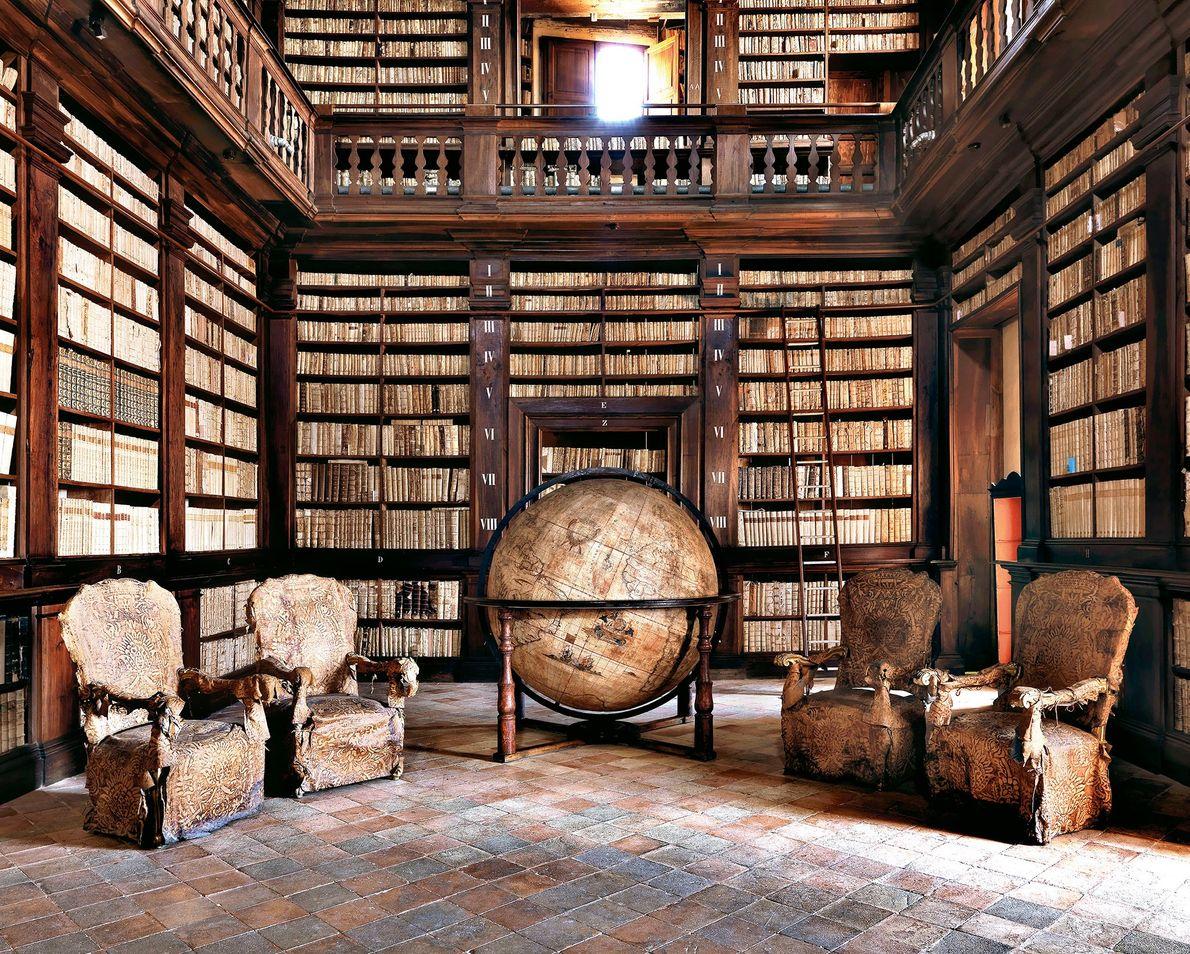 Biblioteca Civica, Fermo, Italy