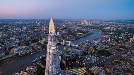 How London Became the Centre of the World