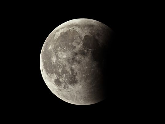 Lunar eclipses, explained