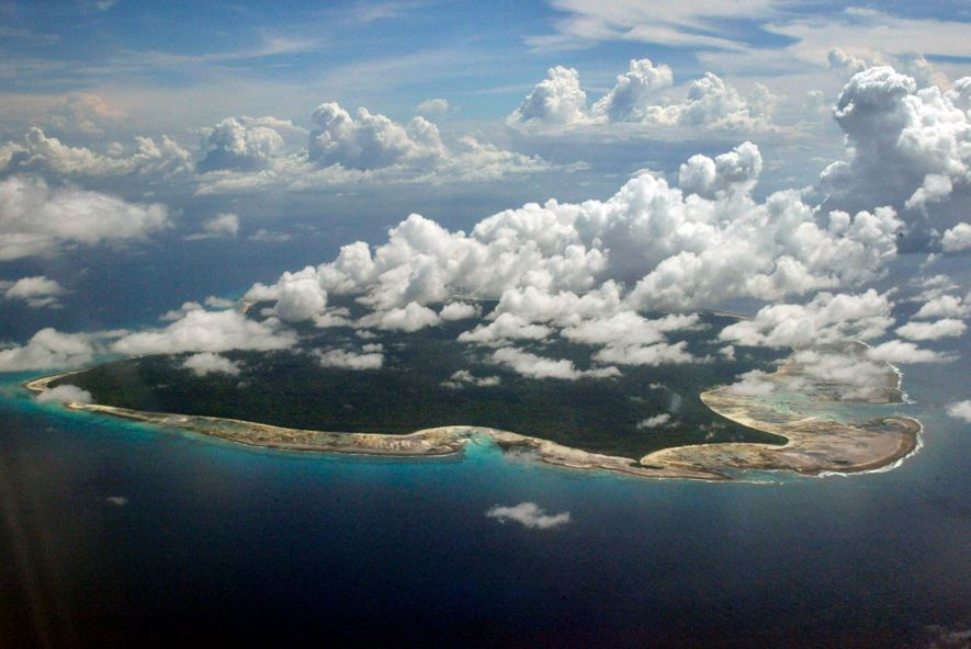 Administered by India and strictly off-limits to outsiders, coral-fringed North Sentinel Island has been home to ...