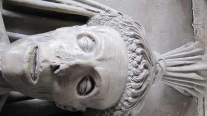 Medieval Death Sculptures Were Scariest Selfies Ever