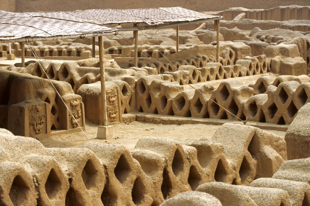 Chimú This powerful kingdom ruled what is now northern Peru for almost 500 years before being conquered …