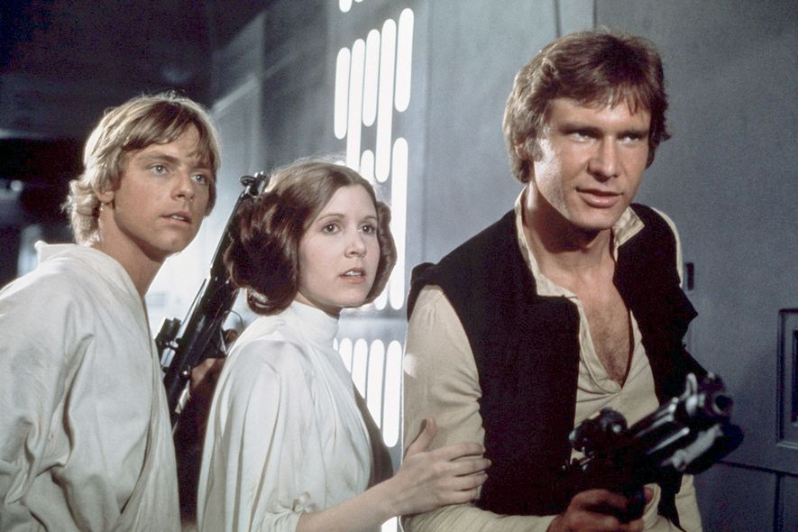 Excerpt: Carrie Fisher, a rebel before and after Star Wars