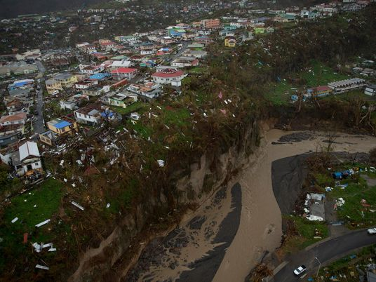 This Caribbean island is on track to become the world's first 'hurricane-proof' country