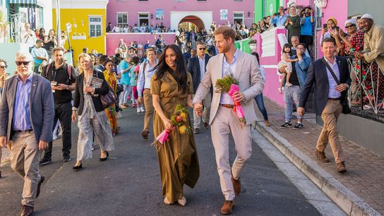 On South Africa's annual Heritage Day Tuesday residents of the Bo-Kaap celebrated the district's new status ...