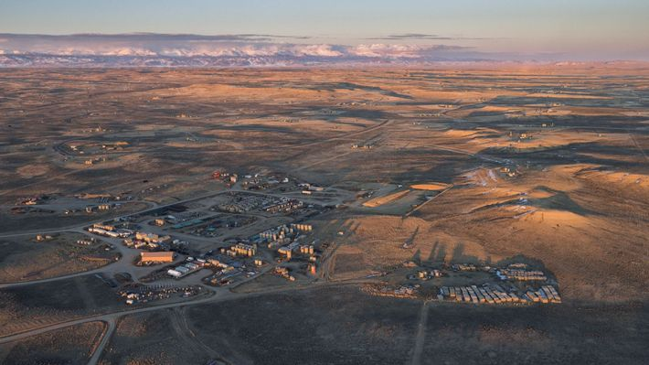 The Jonah Field, south of Pinedale, Wyoming, is one of the nation's most productive gas fields, ...