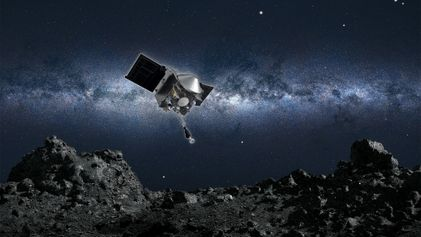 Ancient asteroid Bennu contains ingredients for life