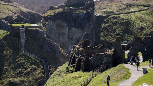 Not-So-Dark Ages Revealed at King Arthur Site