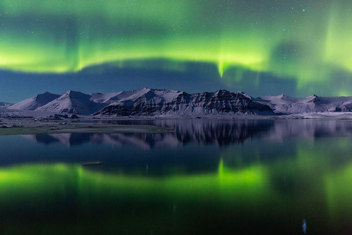 Jökulsárlón Glacier Lagoon, Vatnajökull National Park, Iceland