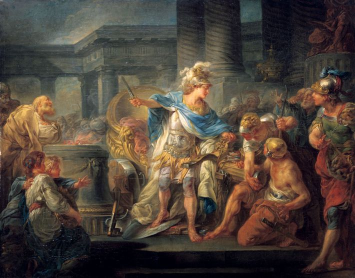 During his 12-year reign, Alexander the Great conquered mighty empires and became a god-like figure. Despite ...