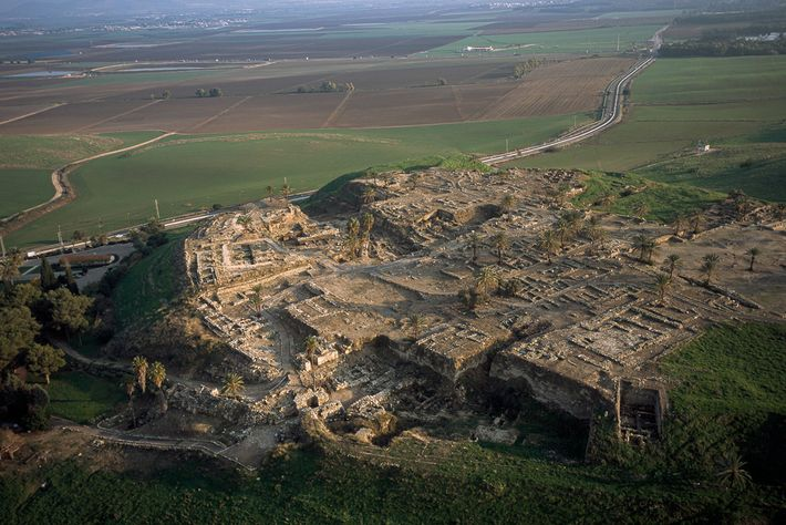 Located in what is now northern Israel, Tel Megiddo is also known by its Greek name, ...