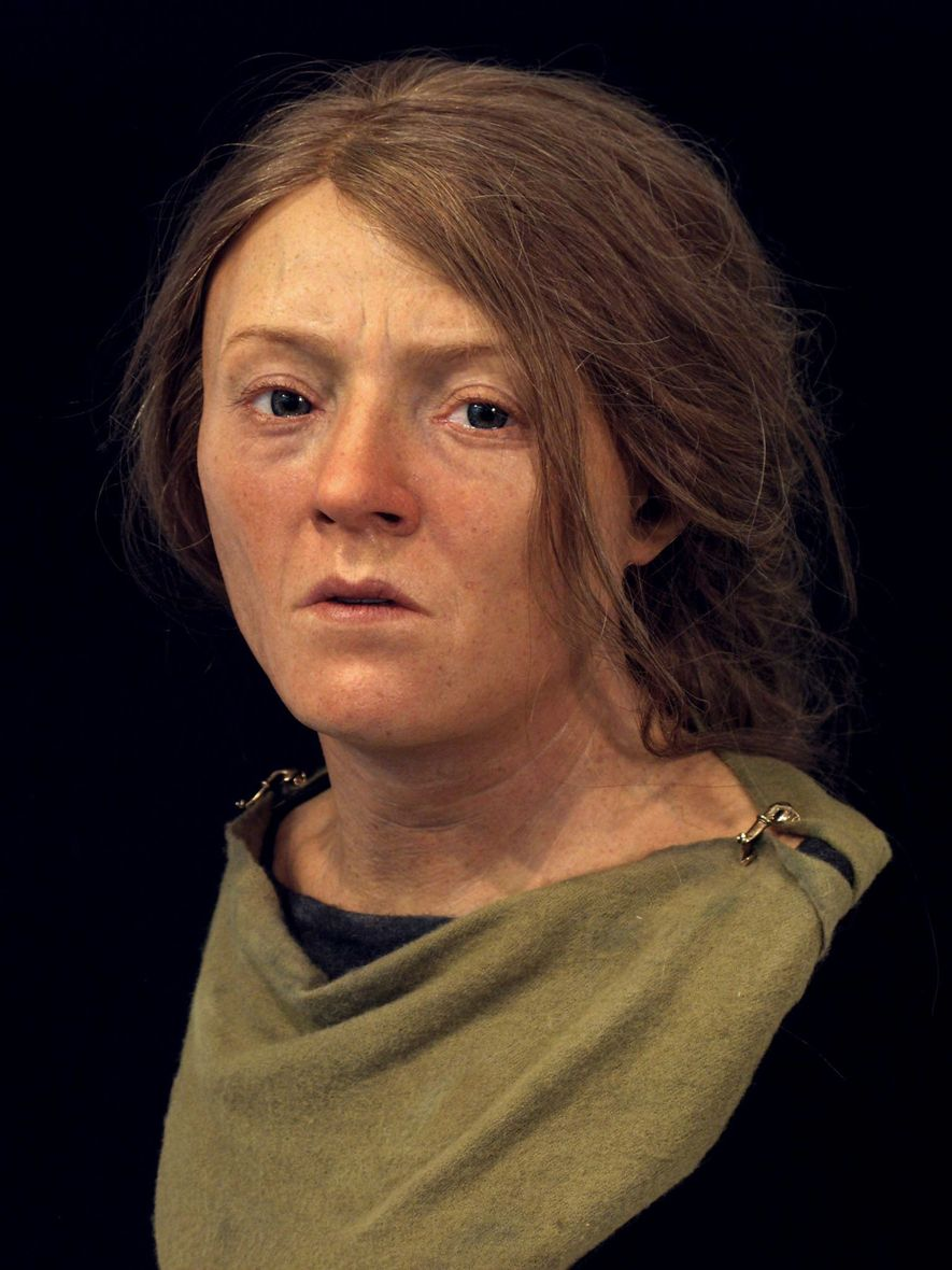 See reconstructions of 40,000 years of English ancestry
