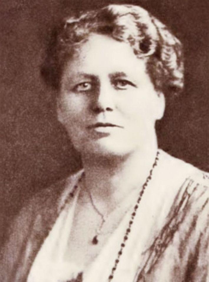 Explorer Katherine Routledge