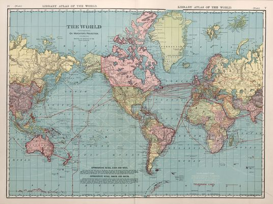 Why your mental map of the world is (probably) wrong
