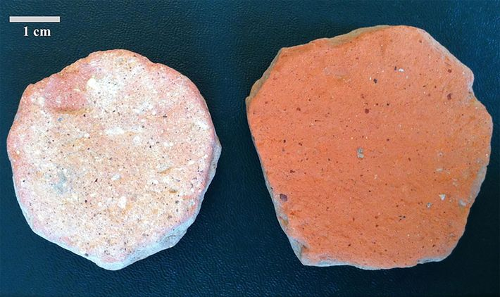 Broken bits of ceramic vessels known as pessoi were also used by ancient Greeks and Romans. ...