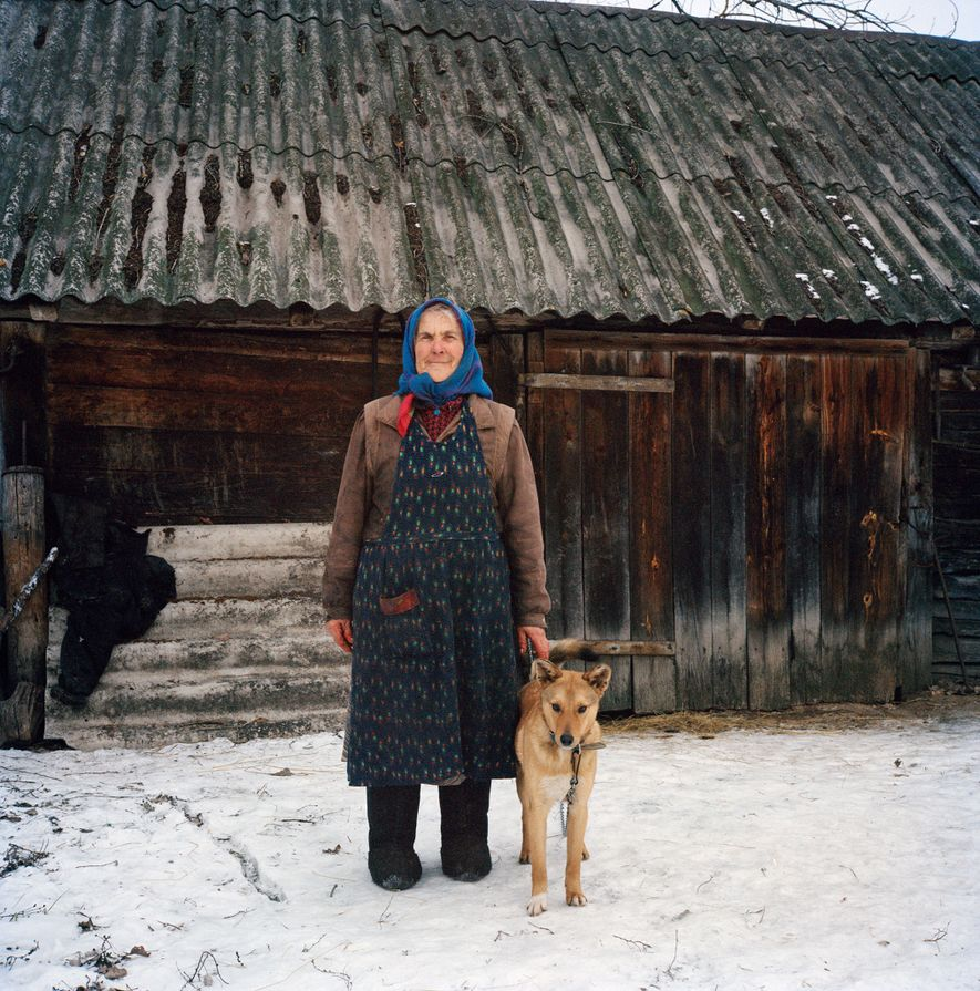 """""""Anna Zavorotnya survived Holodomor (the Soviet-era imposed famine of Ukraine) when she was just a six-month-old ..."""