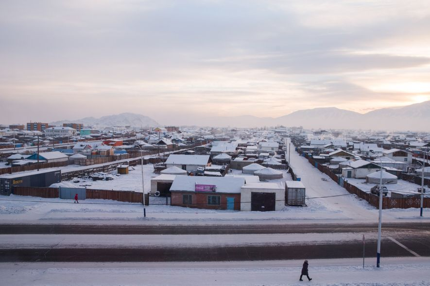 Ulaangom, Mongolia, is the capital of Uvs Provence.