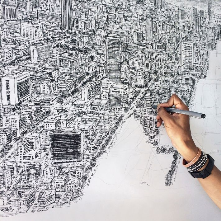 After just a brief look, Wiltshire re-creates cities to scale with intricate detail, including buildings with ...