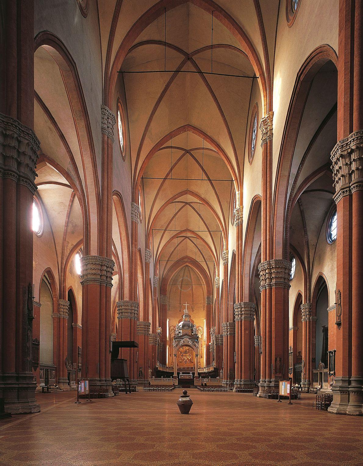 In the Basilica San Petronio in Bologna, Italy, astronomer Egnazio Danti in 1575 constructed a so-called ...