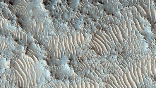 Why NASA thinks this crater is the best spot to search for life on Mars