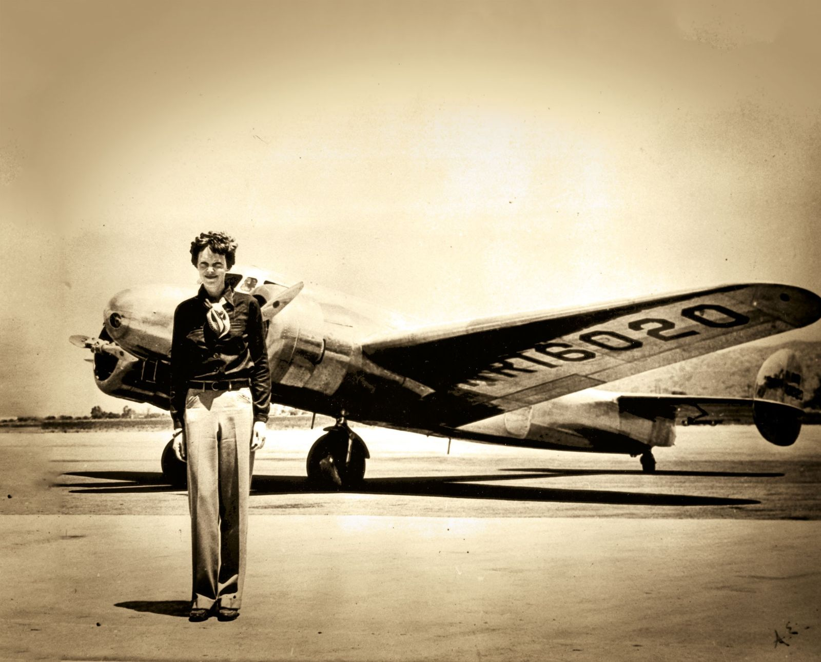 Missing! The unsolved mystery of Amelia Earhart's last flight