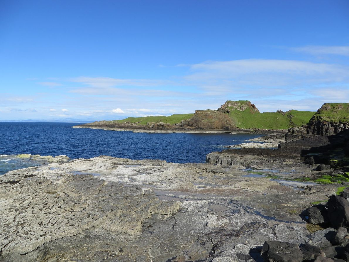 Rubha nam Brathairean (Brothers' Point), the point is a popular walking destination on the Isle of ...