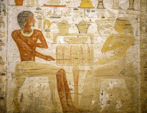 Untouched 4,400-year-old tomb discovered at Saqqara, Egypt - 1