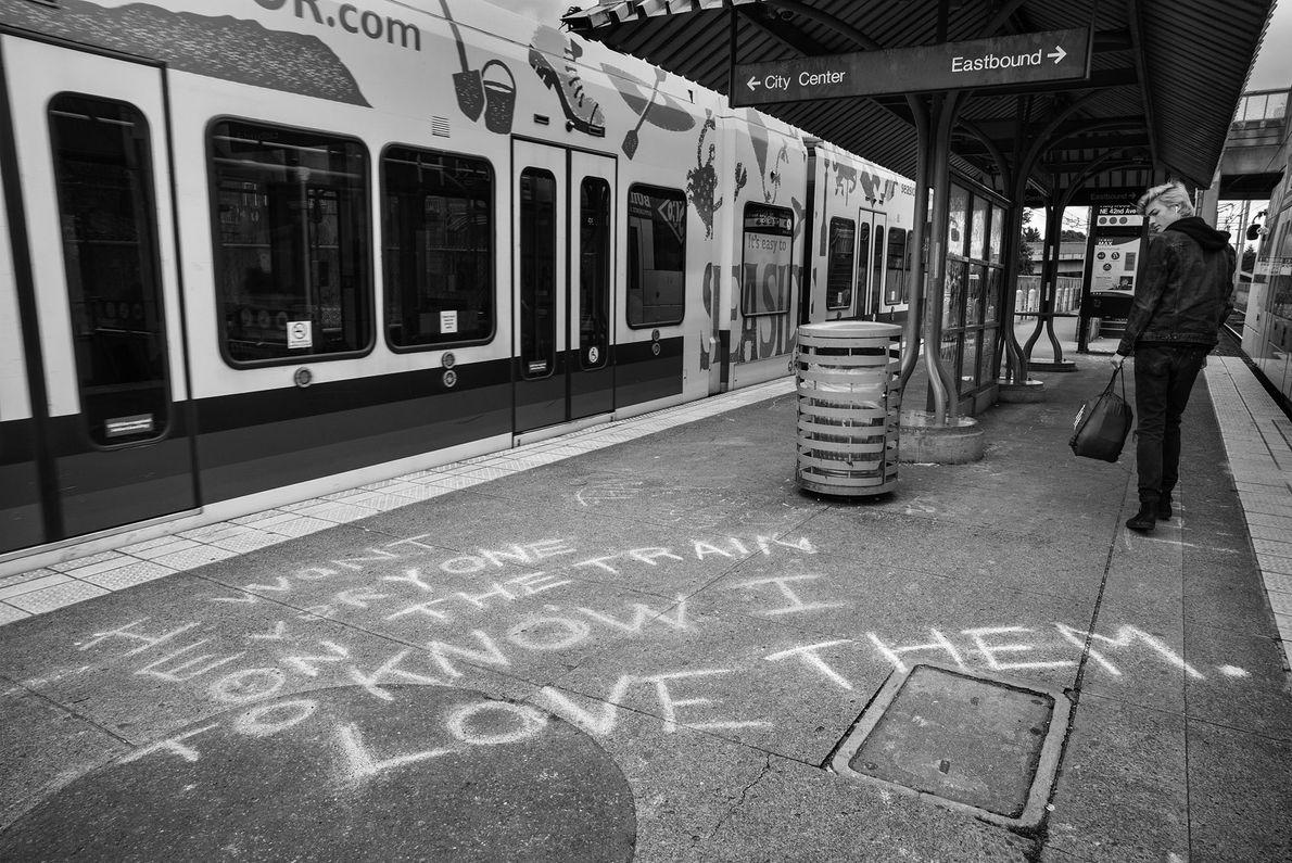 May 26, 2017, Hollywood Station, Portland, Oregon|2 killed, 1 injured   Rick Best and Taliesin Namkai-Meche were stabbed ...