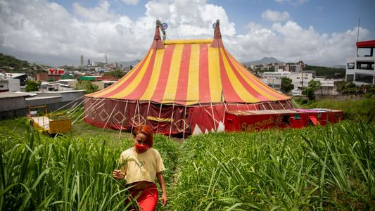 The spectacular tale of a stranded circus—and its great escape from Honduras