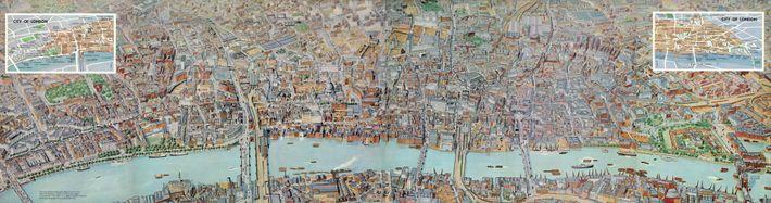 1961 London panorama
