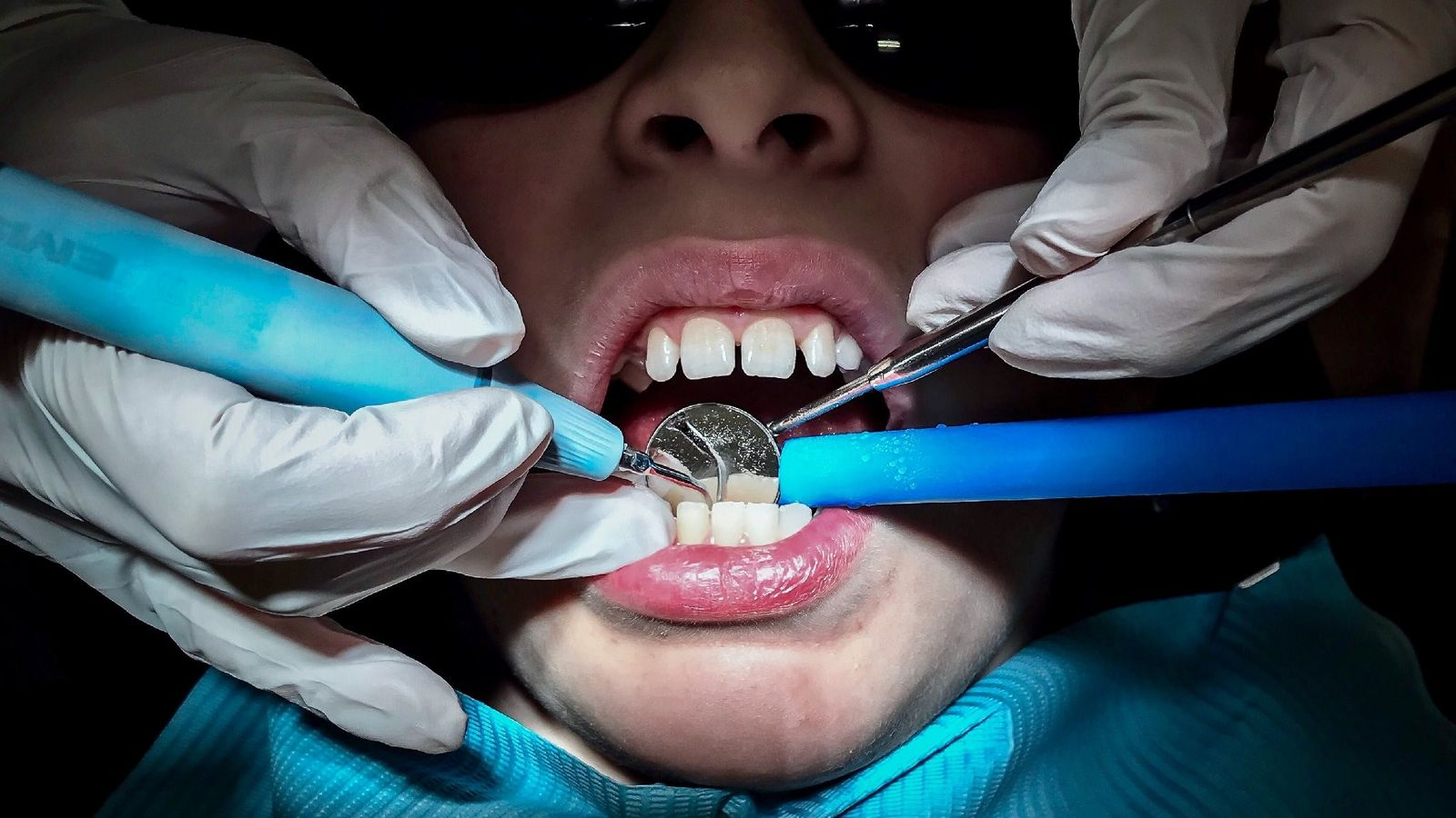 """Every six months my family go to the dentist for a cleaning and check up,"" writes ..."