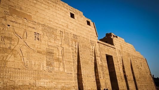Egypt's pharaohs delivered divine justice from beyond the grave