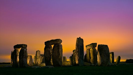 3-ton parts of Stonehenge may have been carried from earlier monuments