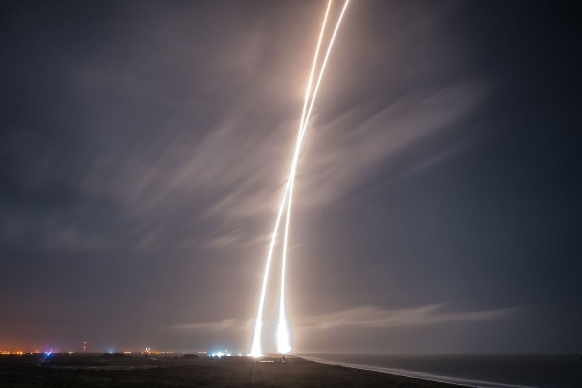 Ever since Musk founded SpaceX in 2002, his mantra has been reusability. On December 21, 2015, ...