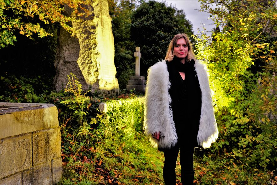 """Katie Thornton: """"As the Sales and Marketing Manager at Arnos Vale Cemetery in Bristol, Adela Straughan ..."""