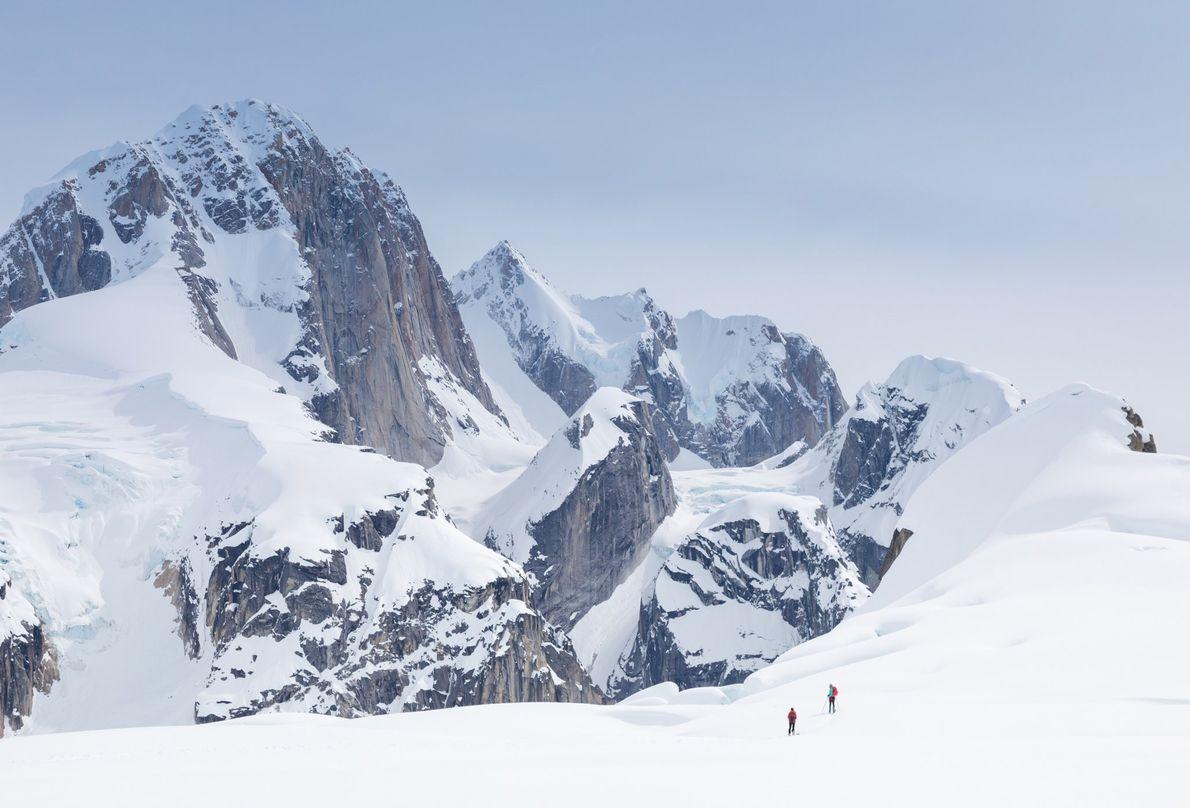 Ruth Glacier, Alaska