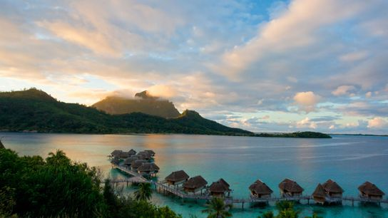 Like visitors today, the sailors on the HMS Bounty found Tahiti to be a paradise. But ...