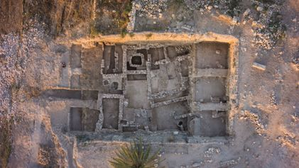DNA from the Bible's Canaanites lives on in modern Arabs and Jews
