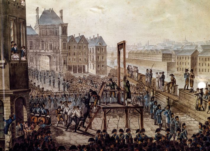After he was sentenced to death in 1804 for conspiring to assassinate Napoleon, Georges Cadoudal refused ...