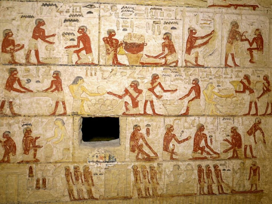 Untouched 4,400-year-old tomb discovered in Egypt