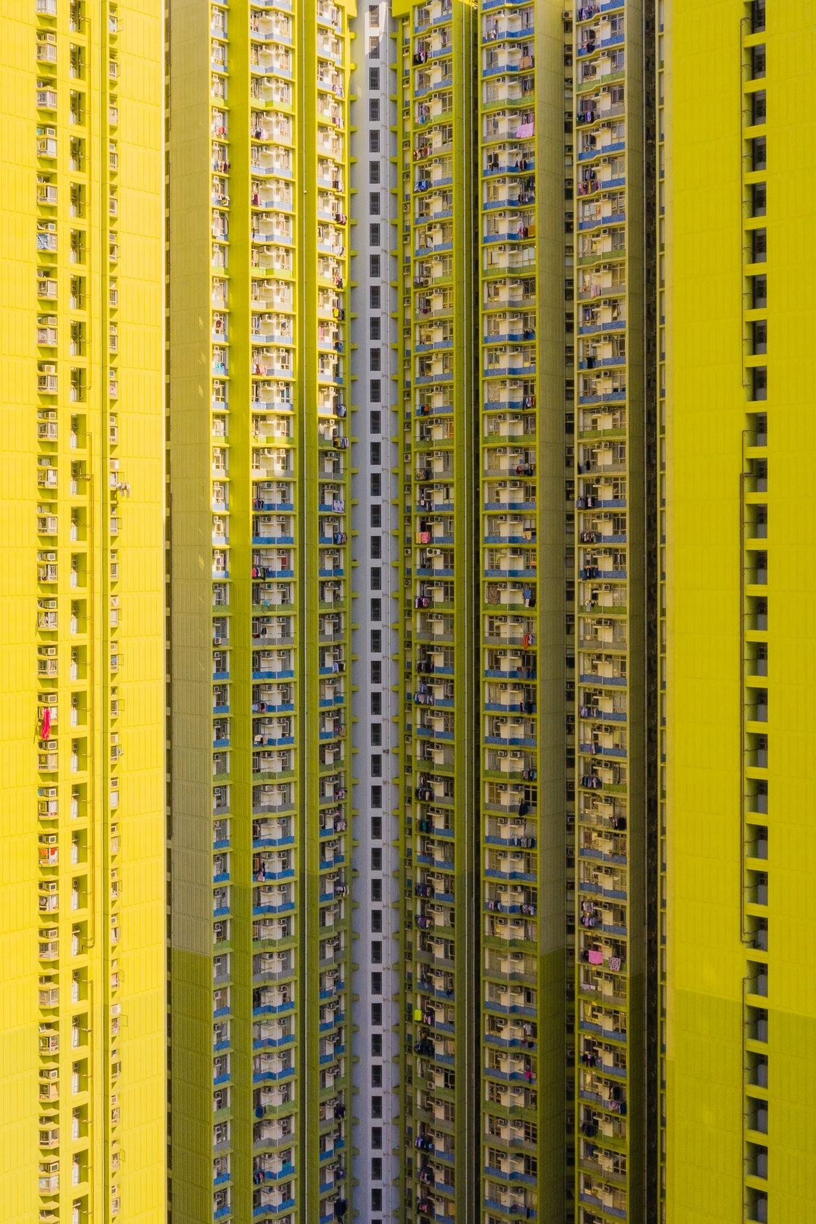 """""""Hong Kong is one of the most densely populated areas in the world, with an overall ..."""