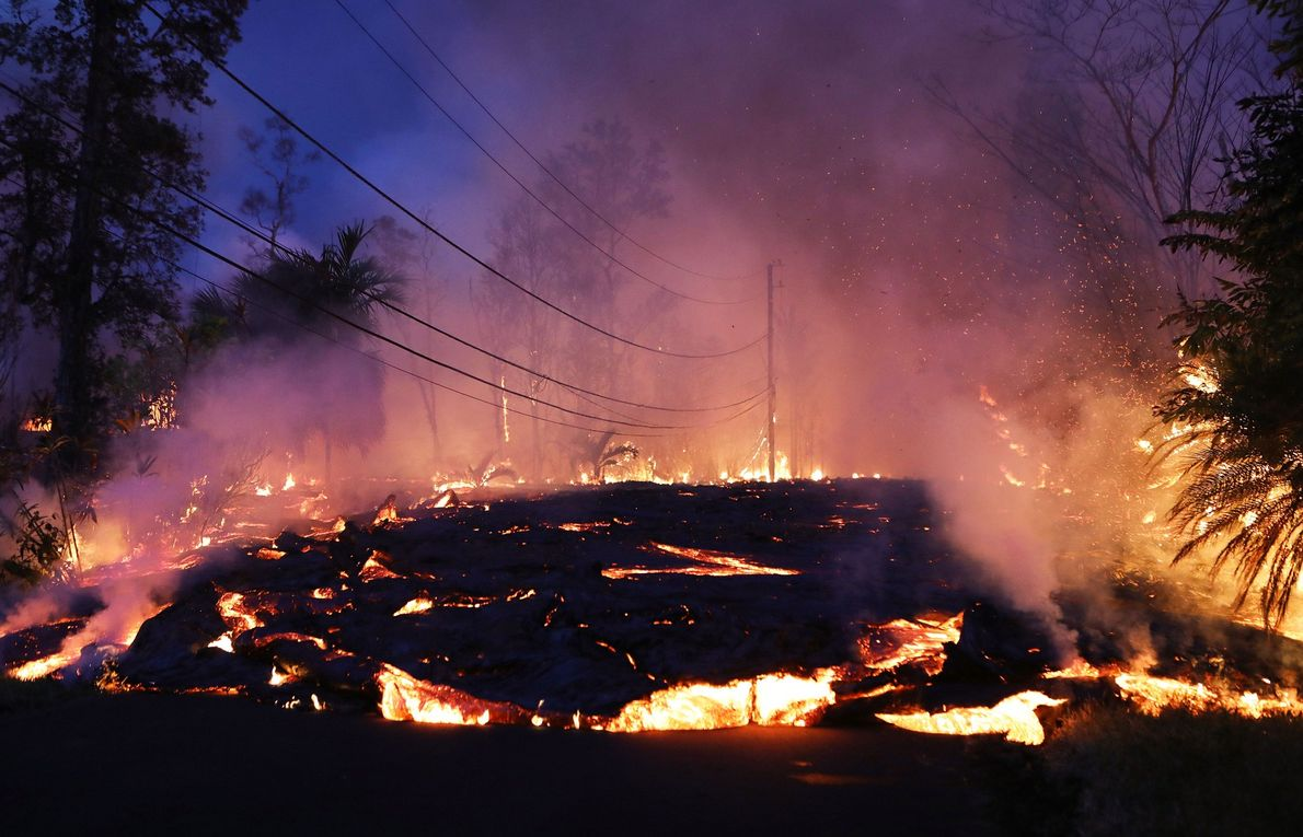 In 2018, Hawaii's Kilauea volcano wrapped up more than three decades of nearly continuous eruptions with ...