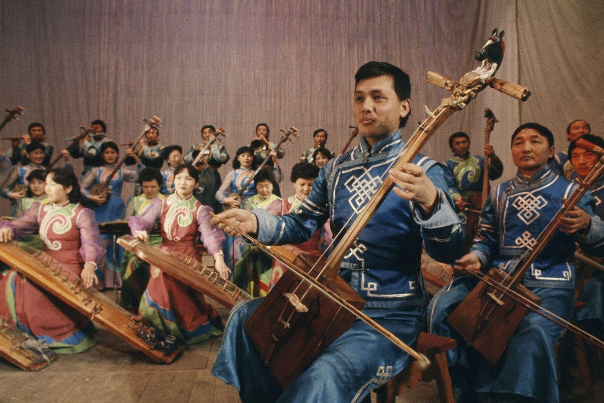 Mongolian Music