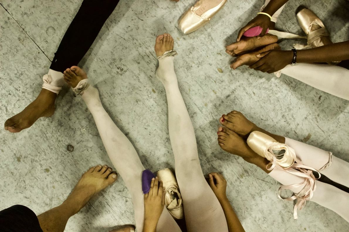 Your Shot photographer Wayne Lee-Sing documented ballet dancers in City of Port of Spain, Trinidad and ...