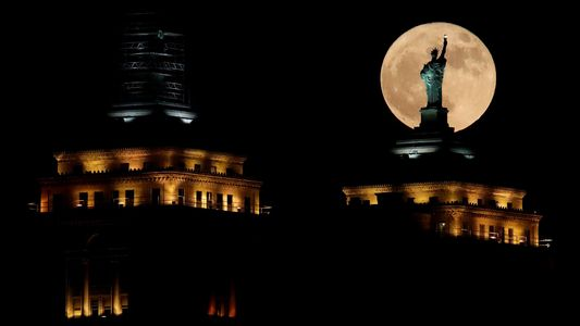See The Brightest Supermoon of the Year Around the World