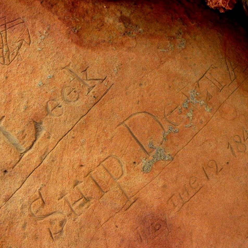 Voyaging whalers the source of this Australian rock art, study reveals