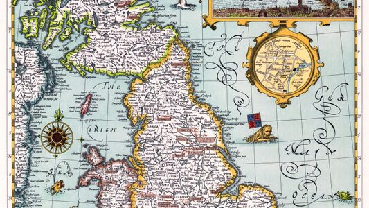 Discover Fascinating Vintage Maps From National Geographic's Archives