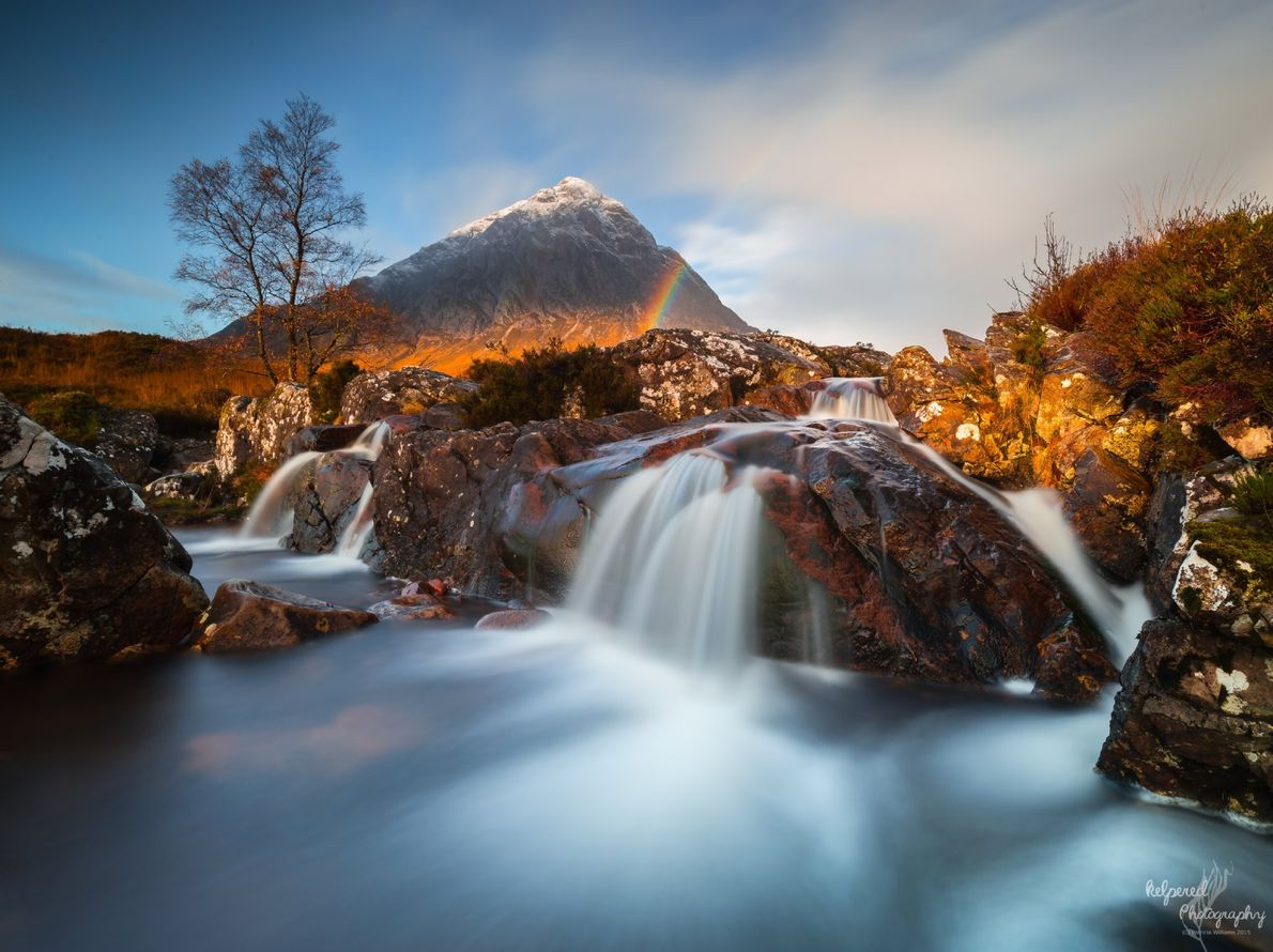 """""""A 10-day visit to Glencoe resulted in some special weather and the odd rainbow,"""" writes Your ..."""