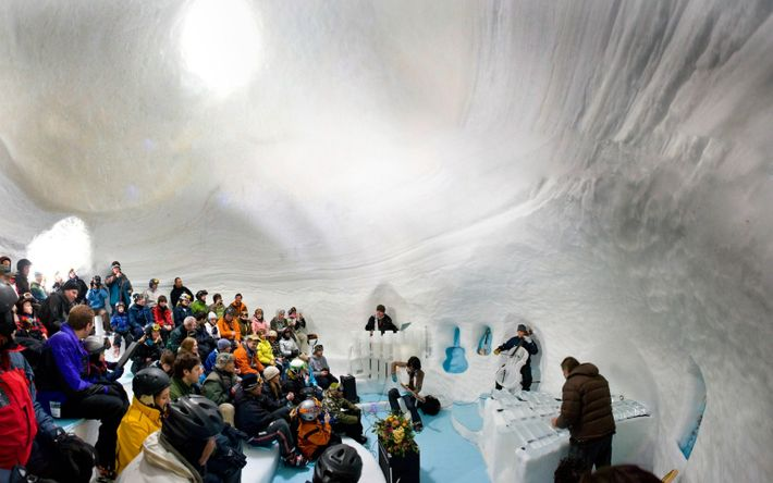 Ice Music-Tim Linhart