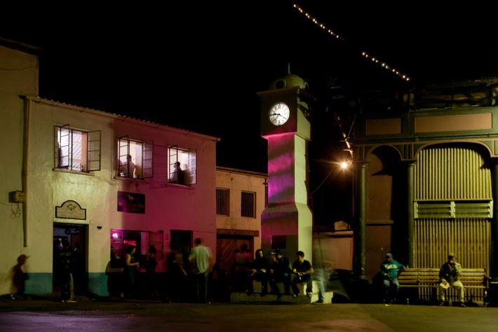 White Horse Tavern- St Helena island